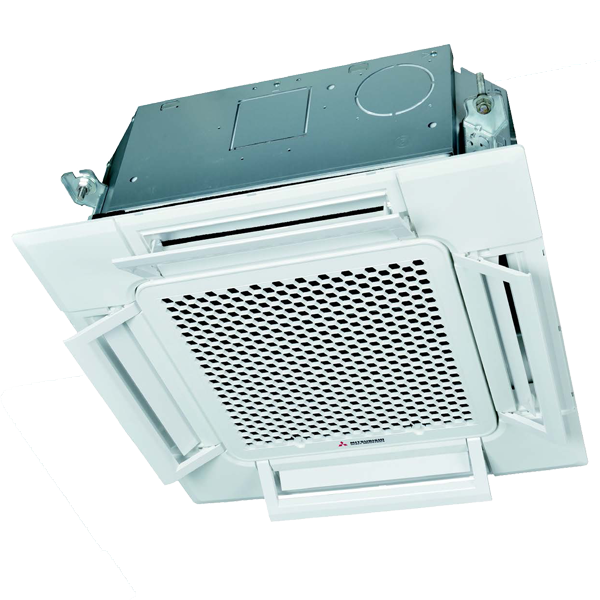 4 Yöne Üflemeli Kompakt Kaset Tipi (600X600) (FDTC)